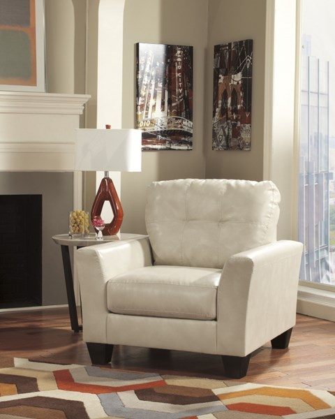 Paulie Durablend - Taupe Wood Chair 2700020-VER