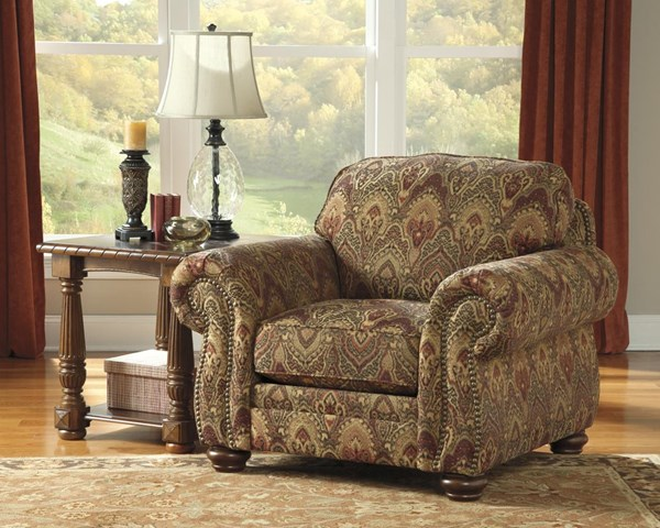 Hessel Traditional Classics Coral Accent Chair 2730021