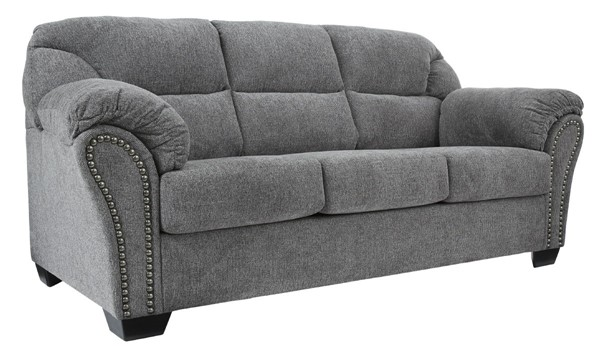 Ashley Furniture Allmaxx Pewter Sofa 2810538