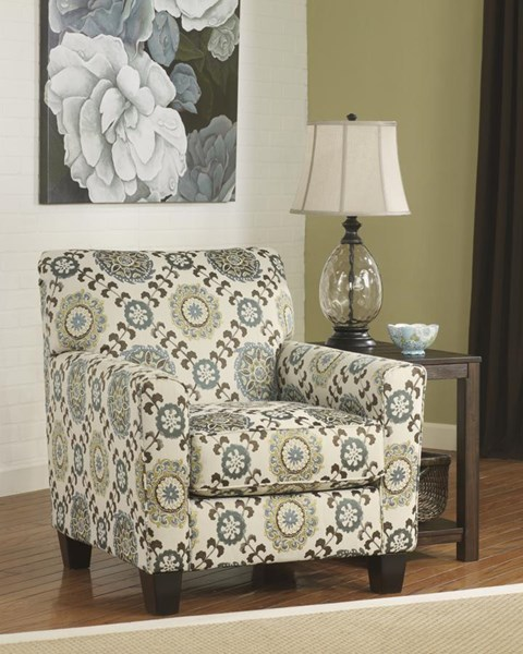 Ashley Furniture Corley Seagrass Accent Chair The Classy