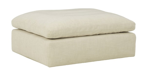 Ashley Furniture Tanavi Linen Oversized Accent Ottoman 2980108