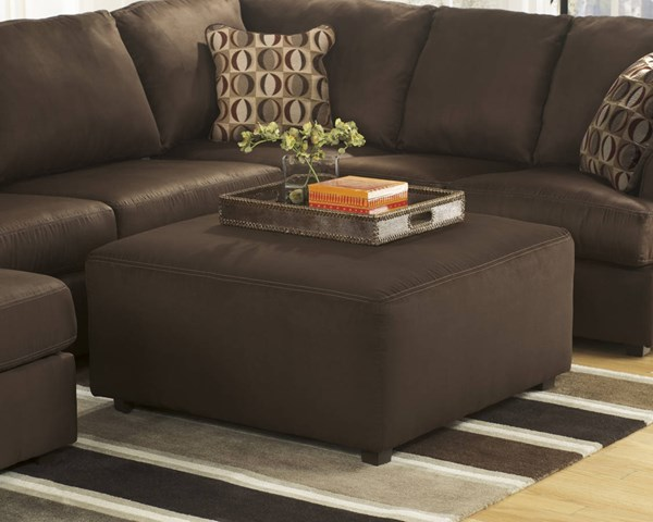 Cowan Contemporary Cafe Oversized Accent Ottoman 3070408