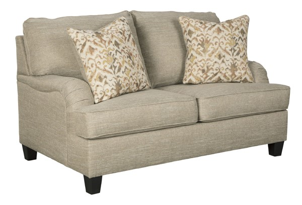 Ashley Furniture Almanza Wheat Loveseat 3080335