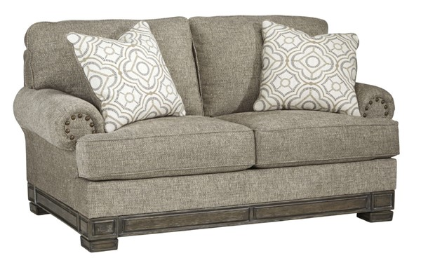 Ashley Furniture Einsgrove Sandstone Loveseat 3230235