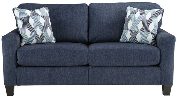 Ashley Furniture Burgos Navy Sofa 3280338