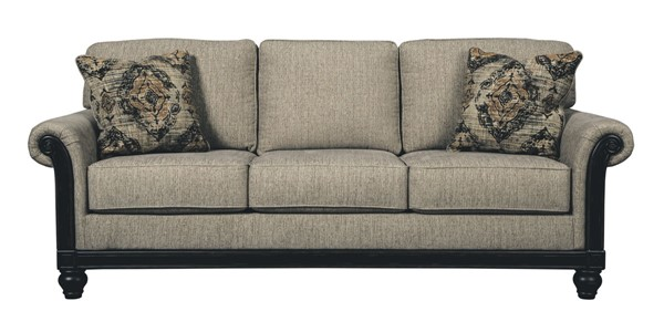 Ashley Furniture Blackwood Taupe Sofa 3350338