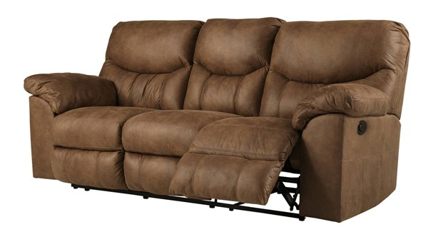 Ashley Furniture Boxberg Bark Reclining Power Sofa 3380287