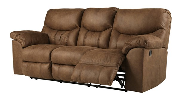 Ashley Furniture Boxberg Bark Reclining Sofa 3380288
