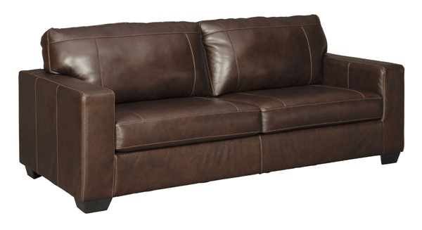 Ashley Furniture Morelos Chocolate Sofa 3450238