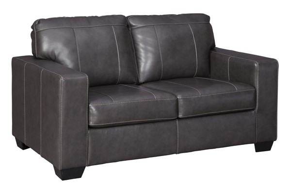 Ashley Furniture Morelos Gray Loveseat 3450335