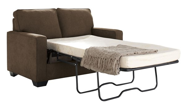 Ashley Furniture Zeb Espresso Twin Sofa Sleeper 3590337