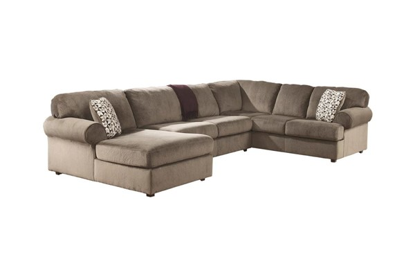 Ashley Furniture Jessa Place Dune Left Side Chaise Sectional 39802-S