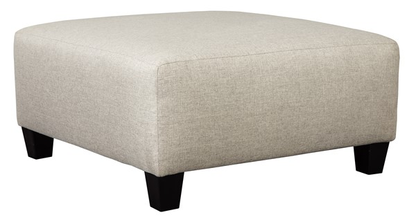 Ashley Furniture Hallenberg Fog Oversized Accent Ottoman 4150108