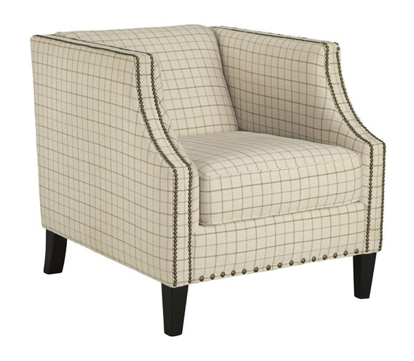 Kieran Traditional Classics Cream Accent Chair 4400022
