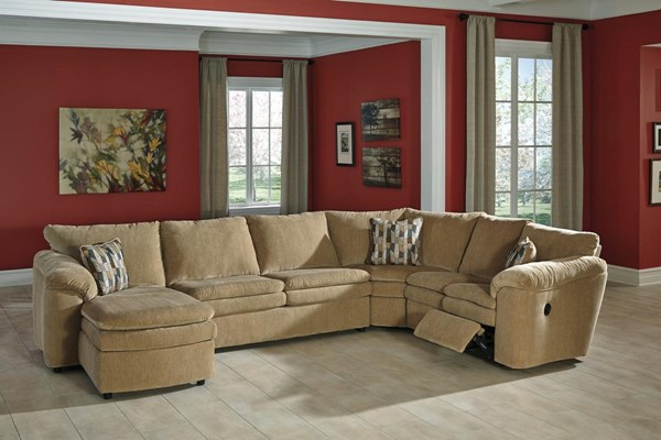 Coats Contemporary Dune Armless Loveseat 4410034