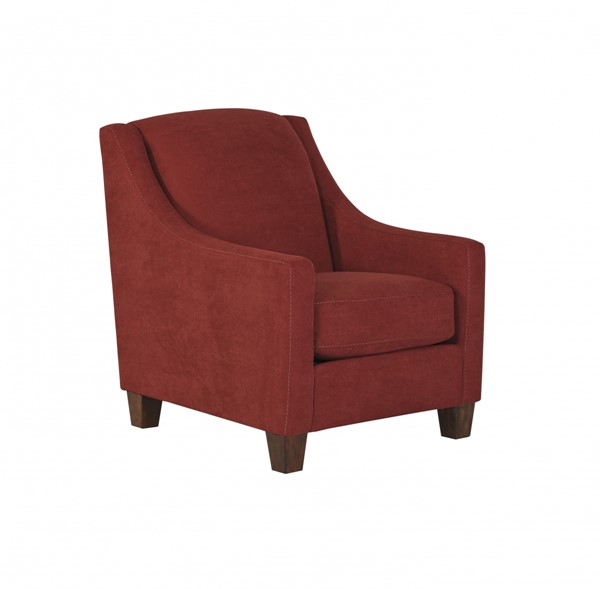 Maier Contemporary Sienna Fabric Accent Chair 4520221