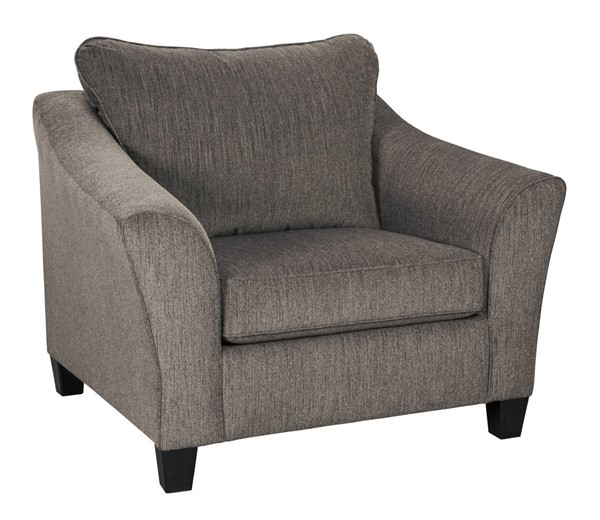 Ashley Furniture Nemoli Slate Chair And A Half 4580623
