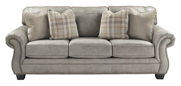 Ashley Furniture Olsberg Steel Sofa 4870138