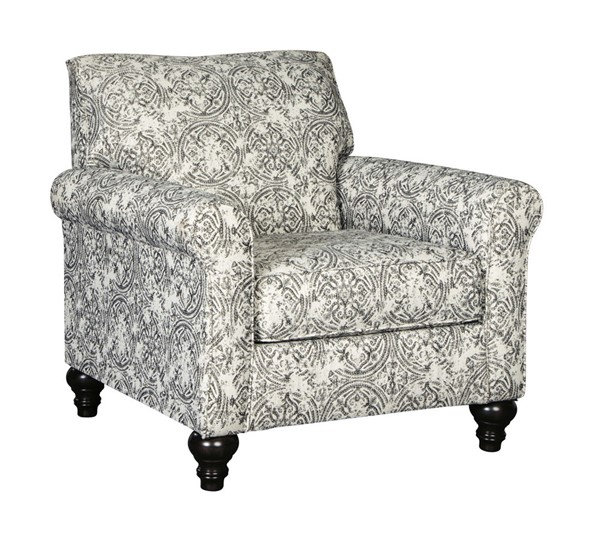 Ashley Furniture Discontinued: Ashley Furniture Praylor Slate Accent Chair