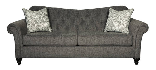 Ashley Furniture Praylor Slate Sofa 4890138