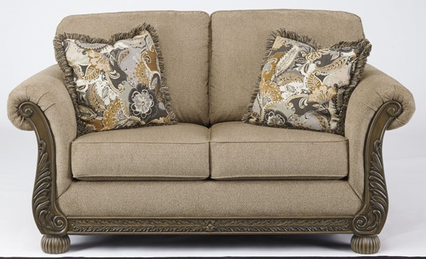 Ashley Furniture Westerwood Patina Loveseat 4960135
