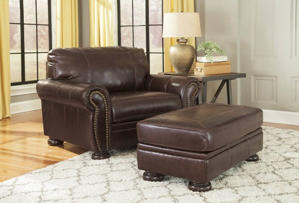 Banner Traditional Classics Coffee Chair & Ottomans Set 50404-CHO