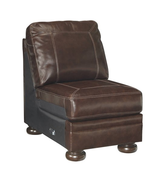 Banner Traditional Classics Coffee Armless Chair 5040446