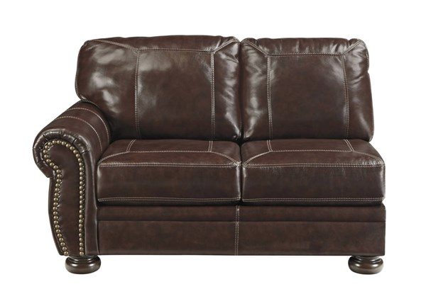Banner Traditional Classics Coffee LAF Loveseat 5040455