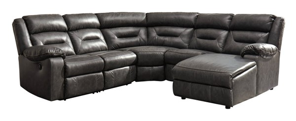 Ashley Furniture Coahoma 5pc RAF Sectionals 5110-SEC12-VAR