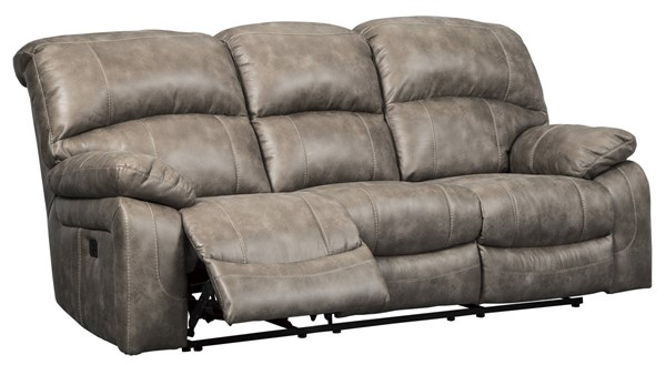 Ashley Furniture Dunwell Driftwood Power Reclining Sofa 5160215