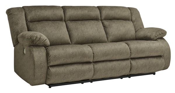 Ashley Furniture Burkner Power Reclining Sofas 538087-SF-VAR