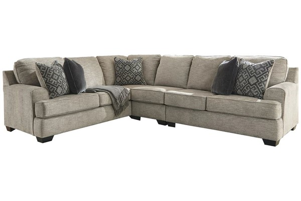 Ashley Furniture Bovarian Stone Sectional With LAF Sofa 5610348-SEC-S1