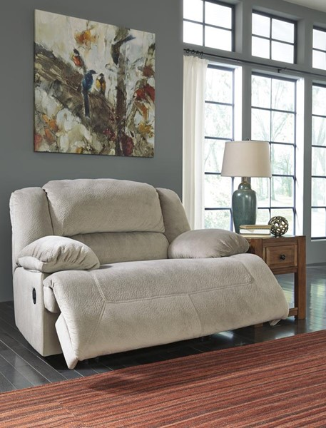 Toletta Contemporary Granite Cushion Back Recliners 56703-REC-VAR