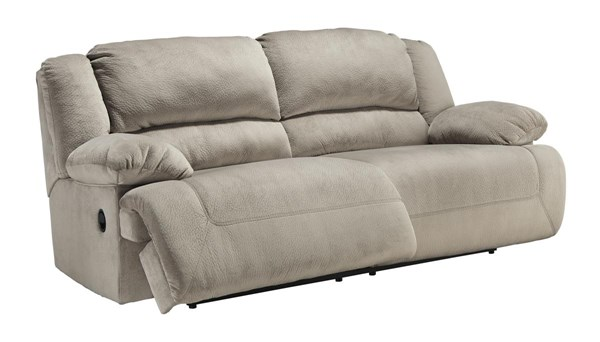 Toletta Contemporary Granite 2 Seat Reclining Sofa 5670381