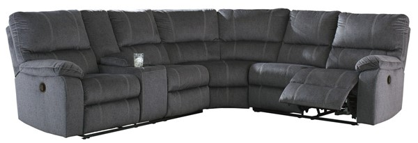 Ashley Furniture Urbino Charcoal Sectional 57201-SEC2