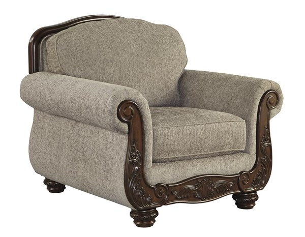 Cecilyn Traditional Classics Cocoa Chair 5760320