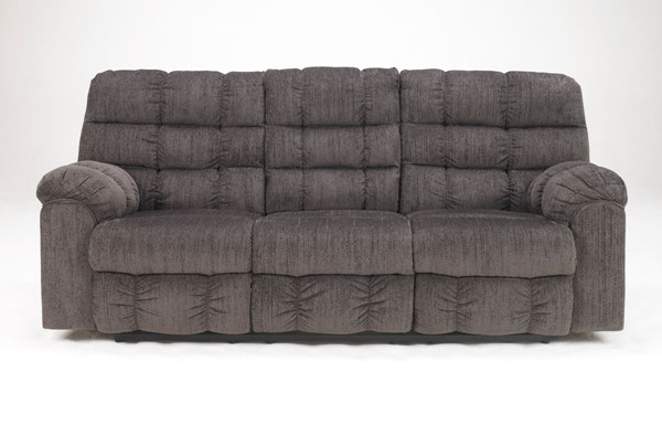 Ashley Furniture Acieona Reclining Sofa With Drop Down Table 5830089