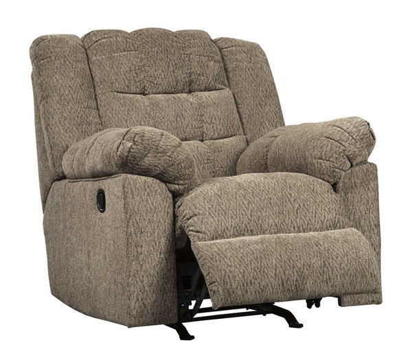 Ashley Furniture Workhorse Rocker Recliner The Classy Home