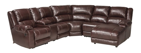 Ashley Furniture Macgrath Durablend RAF Corner Chaise Sectionals 60905-SEC-S-VAR1
