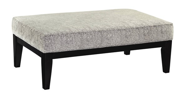 Brielyn Contemporary Linen Oversized Accent Ottoman 6140208