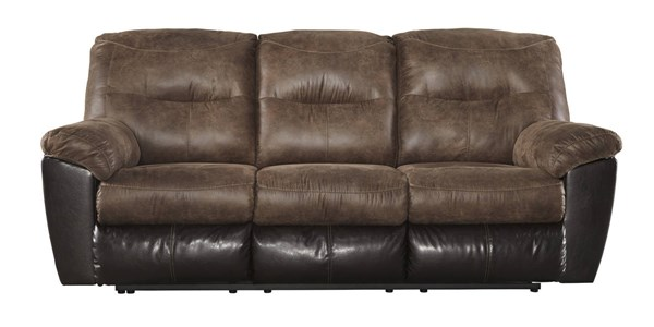 Ashley Furniture Follett Coffee Reclining Sofa 6520288