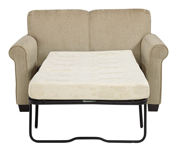 Ashley Furniture Cansler Grain Twin Sofa Sleeper | The ...