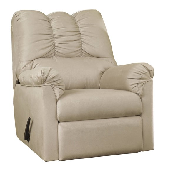 Ashley Furniture Darcy Stone Rocker Recliner 7500025
