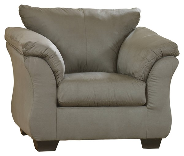Ashley Furniture Darcy Cobblestone Chair 7500520