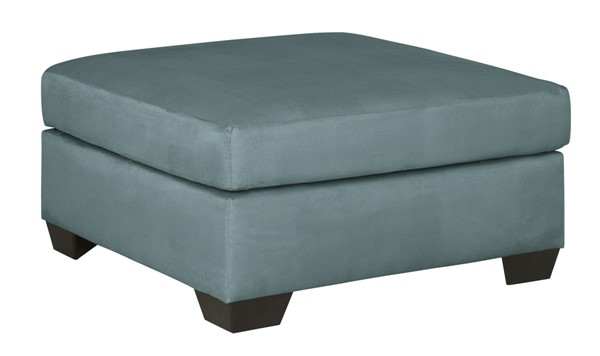 Ashley Furniture Darcy Sky Oversized Accent Ottoman 7500608