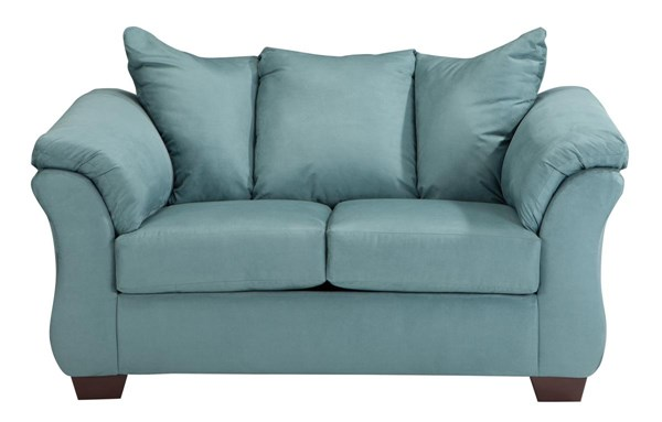 Ashley Furniture Darcy Sky Loveseat 7500635