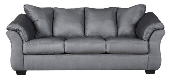 Ashley Furniture Darcy Steel Sofa 7500938