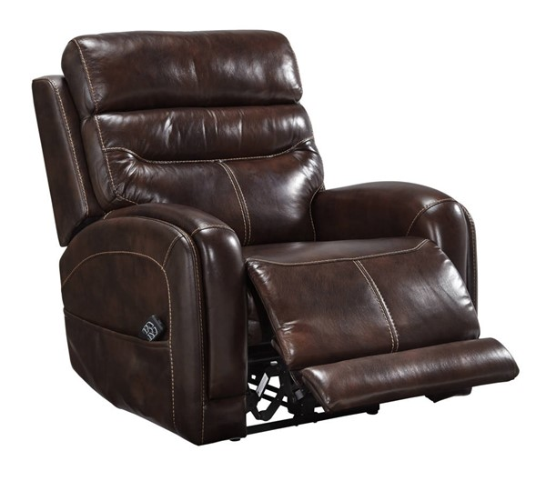 Ashley Furniture Closeout: Ashley Furniture Ailor Power Adjustable Headrest Recliner
