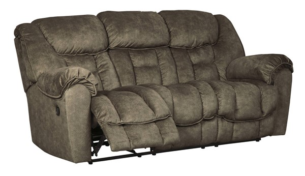 Ashley Furniture Capehorn Earth Reclining Sofa 7690188