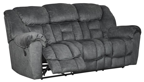 Ashley Furniture Capehorn Granite Reclining Sofa 7690288